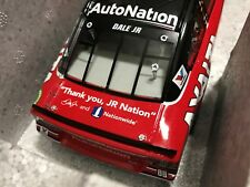 2017 Dale Earnhardt Jr PROMO Homestead Track EXCLUSIVE Version Last Ride car