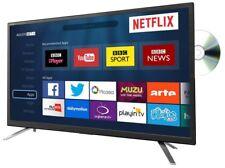 "Sharp 24"" Smart LED TV DVD Combi HD Ready 720p Freeview HD USB Media PVR"