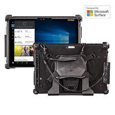 MobileDemand Microsoft Surface Pro 4 Premium Rugged Case [BLACK] Military Dro...