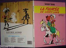 LUCKY LUKE  ¤ LA FIANCEE DE LUCKY LUKE ¤ TBE - EO 11/1991 DARGAUD
