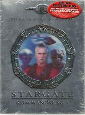 Stargate Kommando SG-1 Season 7 Neu OVP Sealed Deutsche Ausgabe Hologramm mit Nr