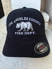 Los Angeles County Fire Department Bear Hat