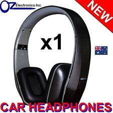 Headphones wireless Compatible with Alpine Toyota Klugar Holden car DVD systems