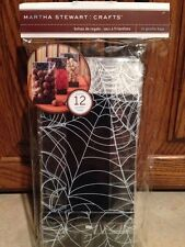 NEW Martha Stewart Crafts Set of 12 Halloween Goodie/Treat Bags