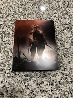 Nioh 2 Special Edition Steelbook- Case Only