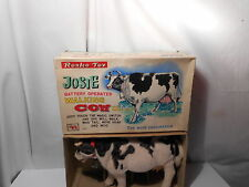 Josie the Cow NOT Working
