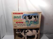 Josie the Cow NOT Working
