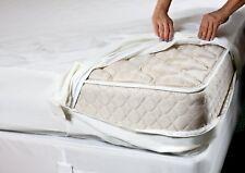 Anti allergy Waterproof Bed bug Mattress Total Encasement Protector cover Zipper