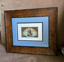 P Buckely Moss Kindred Souls Painting Framed