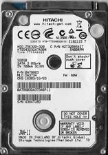 HITACHI HTS543232A7A384 320GB SATA HARD DRIVE P/N: 0A78603  MLC: DA3734