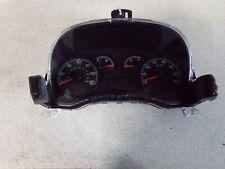 26552 L6A 2003-2005 FIAT PUNTO 1.2 PETROL SPEEDO CLOCK 46833372