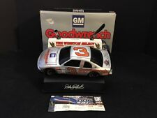 ACTION 1995 WINSTON 25TH ANIV. DALE EARNHARDT #3 CAR BANK DISPLAY 1:24 1 2001