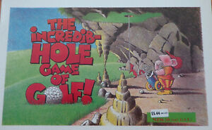 The Incredib-Hole Game of Golf (Paperback 1997)