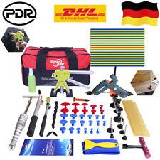 DE Ausbeulwerkzeug Dellenlifter PDR Gleithammer T Bar Dellen Hagel Reparatur Set
