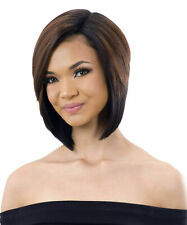 "FREETRESS EQUAL SYNTHETIC 5"" LACE PART SHORT STRAIGHT HAIR WIG - VASHANTI"
