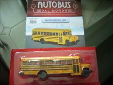 COLLEZIONE AUTOBUS DAL MONDO 1/43  GMC 6000 SCHOOL BUS