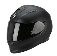 casque casco helmet SCORPION EXO 510 AIR UNI NOIR MAT taille M 57 58
