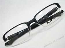 Eyeglass Frames-Oakley BOOMSTAND OX5042-0152 Matte Black 52mm Titanium Glasses