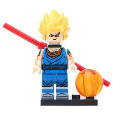 Vegeto - Dragon Ball Z Lego Moc Minifigure Gift For Kids New & Sealed