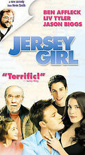 Jersey Girl VHS 2004 Kevin Smith Ben Affleck Liv Tyler George Carlin Comedy