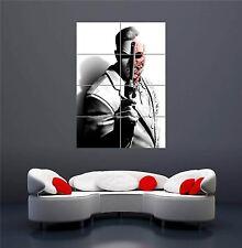 Due faccia Harvey Dent Batman Arkham City NUOVO GIGANTE wall art print poster oz978