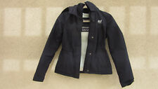 Abercrombie A&F All Season Weather Warrior Navy Blue Large Kids Waterproof Coat