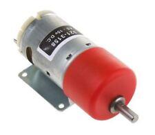 RS Pro, 12 V, 4.5 â?? 15 V dc, 1000 gcm, Brushed DC Geared Motor, Output Speed 2