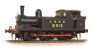 BACHMANN 31-060 CLASS J72 0-6-0T 2313 LNER LINED BLACK NEXT18 DCC READY BNIB