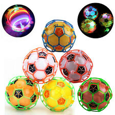 1 Pcs Light Up Dancing Ball for Kids Outdoor Fun Sports Toys Color Random  JH