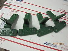 New  Four John Deere Hay baler part H160762  Made in USA