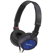 Sony Moda Auriculares Dj Para Ipod/Iphone/dispositivos MP3-Azul
