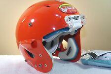 Schutt YOUTH ION 4D Football Helmet BURNT ORANGE New not used or worn MEDIUM rac