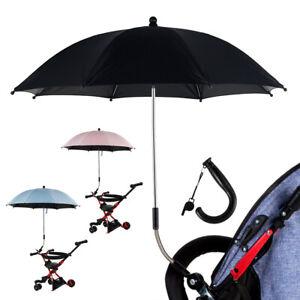 Sonnenschirm Kinderwagen Buggy Kind Baby Universal Sonnenschutz Flexi-Halter