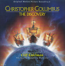 CHRISTOPHER COLUMBUS: THE DISCOVERY - CD - Original Soundtrack - CLIFF EIDELMAN