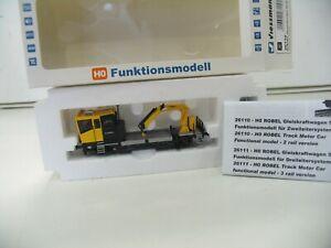 VIESSMANN 26110 ROBEL GLEISKRAFTWAGEN 54.22 DC    NH7560