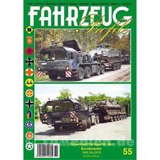 Schwerlasttransporter der Bundeswehr 1956 bis 2013 - FAHRZEUG Profile 55