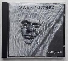 Garry Jones - Gloryland CD 2009 Weird City WC 280254 Singer/Songwriter