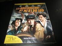 "COFFRET BLU-RAY + DVD NEUF ""LES NAUFRAGEURS DES MERS DU SUD"" John WAYNE"