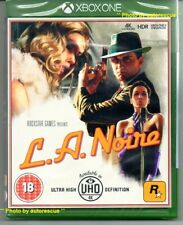 L.A. Noire (includes all DLC plus more)  'New & Sealed' *XBOX ONE (1)*