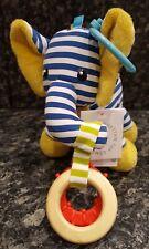 The Manhattan Toy Company Savanna Activity Elephant Baby Toy