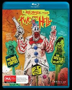 Two From Hell: House Of 1000 Corpses & The Devil's Rejects (Blu-ray) NEW/SEALED