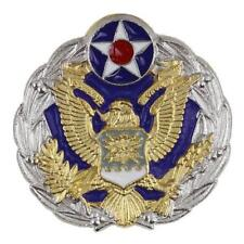 USAF Air Force Lapel Pin Mirror Air Staff  NEW   (USAF Issue)
