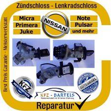 Nissan Qashqai Zündschloss Lenkradschloss - Reparatur !