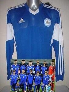 San Marino Adult Medium BNWT New Shirt Jersey Football Soccer Trikot Maglia