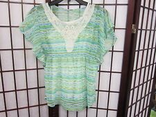 Girls Blouse With Camisole Size L 10-12 All Season New w/tags Super Fast Shipp