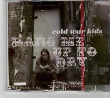 (FK402) Cold War Kids, Hang Me Up To Dry - 2007 CD