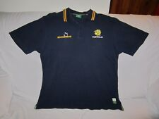 SOCCEROOS SOCCER POLO SHIRT SIZE MEDIUM