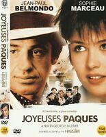 Joyeuses Paques (1984, Sophie Marceau) DVD NEW