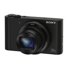 Sony DSCWX500/B Digital Camera with 3-Inch LCD (Black) 30x Optical Zoom 18.2MP