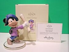 Lenox Disney Ahoy Mickey Mouse Pirate sculpture New in Box with Coa